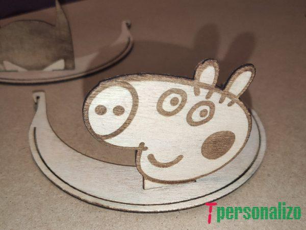 Personalización Pepa pig