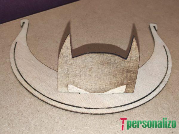 Personalización Batman