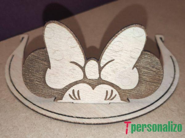 Personalización Minnie