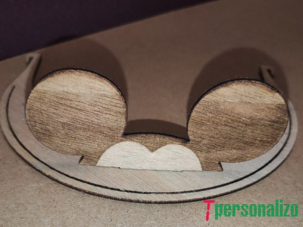 Personalización Mickey