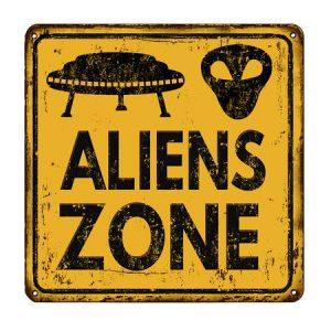 Zona Alien