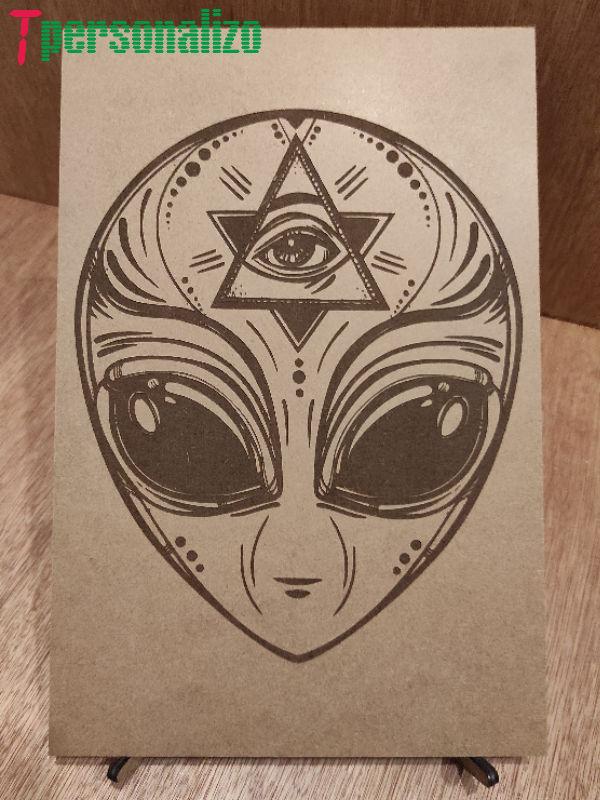 Alien ojo providencia