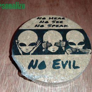 Posavasos no evil